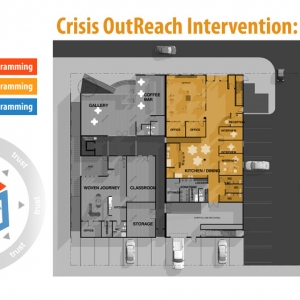 1st Floor Outreach Crisis Intervention Intake