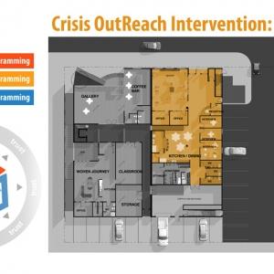 1st Floor Outreach Crisis Intervention Intake