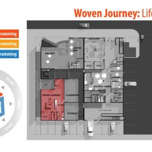 1st Floor Woven Journey Life Skills