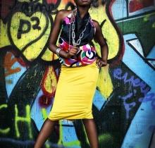 Fashion Graffiti